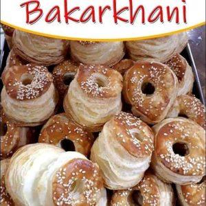 Butter Bakarkhani