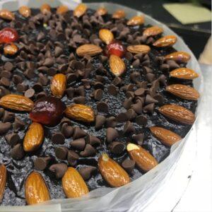 Almond Dry Cake 1